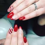 manicure con ricostruzione in gel